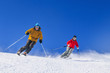 Skifahren im Urlaub