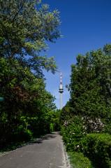 Österreich, Wien - Donauturm