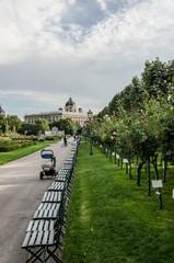 Österreich, Wien - Volksgarten und Rosengarten