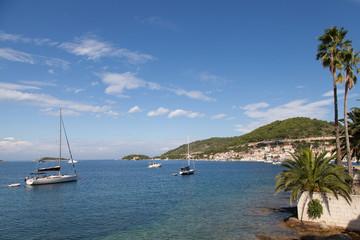 Stadthafen Vis | Kroatien