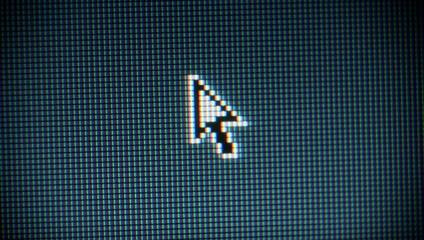 Computer mouse cursor macro