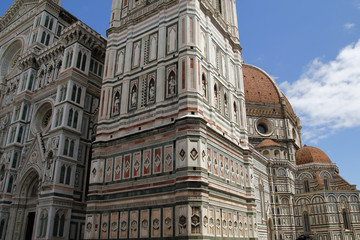 Firenze duomo in Italy
