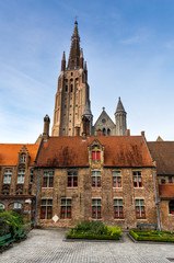 Sint Janhospitaal and Church of Our Lady, Bruges