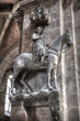 Leinwandbild Motiv Bamberger Reiter