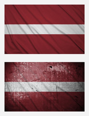 Flags of Latvia