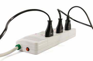 plug electrical power strip