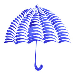 decorative ornament umbrella