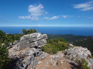 Korsika - Monte Santu