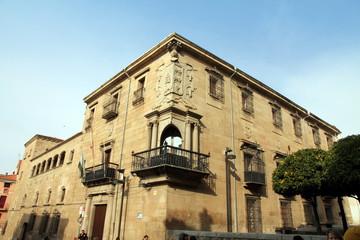 Bishops palace, Palacio Episcopal, Plasencia, Extremadura, Spain