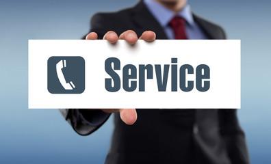 Service per Telefon