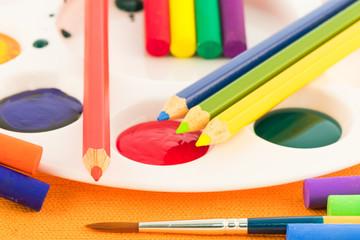 Art tools for children
