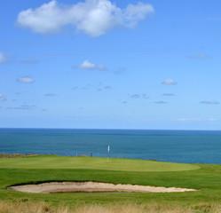 Golf Etretat France