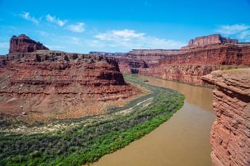 Colorado River Canyonlands N.P. Utah