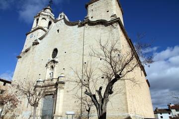 Cinctorres village, Teruel; Aragon; Spain