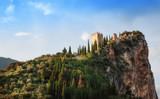Fototapety Castello di Arco Trentino