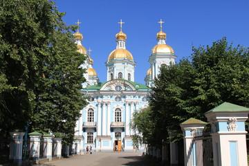 Николо-Богоявленский морской собор, Санкт-Петербурге