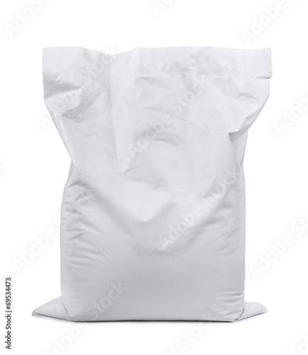 Leinwanddruck Bild Plastic sack