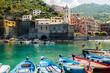 Leinwandbild Motiv The Magical Lands of Cinque Terre
