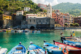The Magical Lands of Cinque Terre