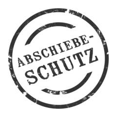 sk83 - StempelGrafik Rund - Abschiebeschutz - g1503