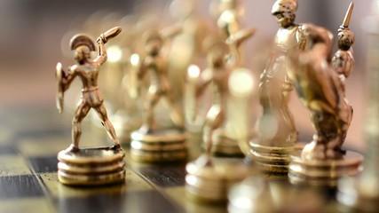 Chess - move a pawn forward