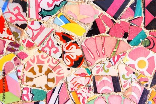 Barcelona - Park Guell art - 69536284