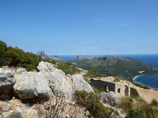 Aussicht Cap de Formentor