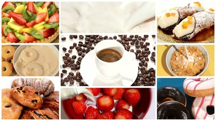 breakfast time montage
