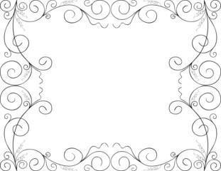 frame of the tendrils