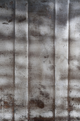 canvas print picture Hintergrund aus Metall
