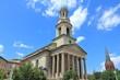 Washington DC - Thomas Circle church