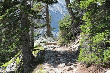 Hiking in United States - Rocky Mountains