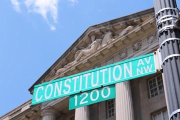 Constitution Avenue, Washington DC