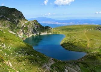 Babreka lake - Seven Rila Lakes, Bulgaria