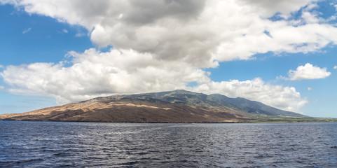 Maui island panorama