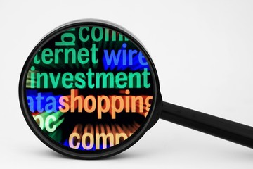 Search for web investment