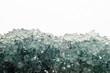 canvas print picture - Appophyllit makro
