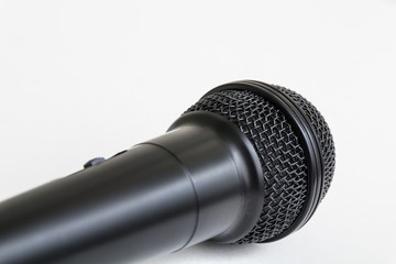 Microphone for Karaoke.