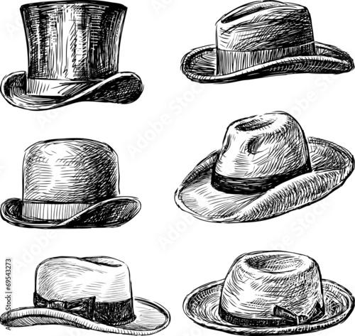 men's hats - 69543273