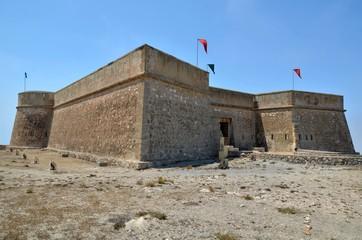 Castillo de Aguas Viejas