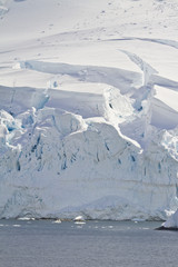 Antarctica - Coastline - Global Warming