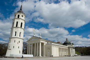 La cattedrale di Vilnius