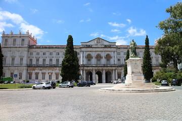 Ajuda National Palace, Lisboa, Portugal