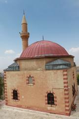 Abdurrahman Gazi Tomb in Erzurum, Turkey.