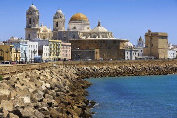 Cathedral Campo del Sur, Cadiz, Spain