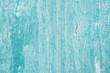 canvas print picture - Altes Holz in türkis blau als Hintergrund