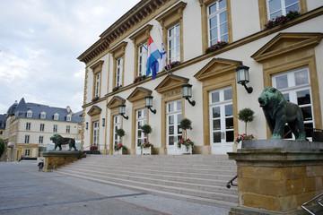 Hotel de Ville in Luxembourg
