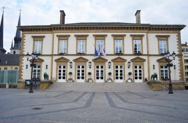 Rathaus von Luxemburg Stadt