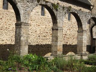 cour d'église