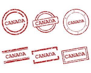 Canada Stempel